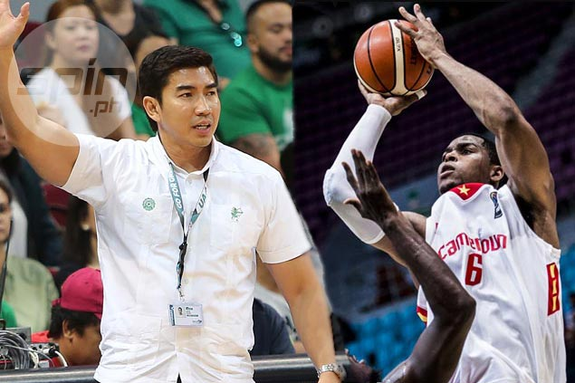 Ayo all smiles as Mbala adds three-point shooting to arsenal: 'We might convert him to 3-spot'