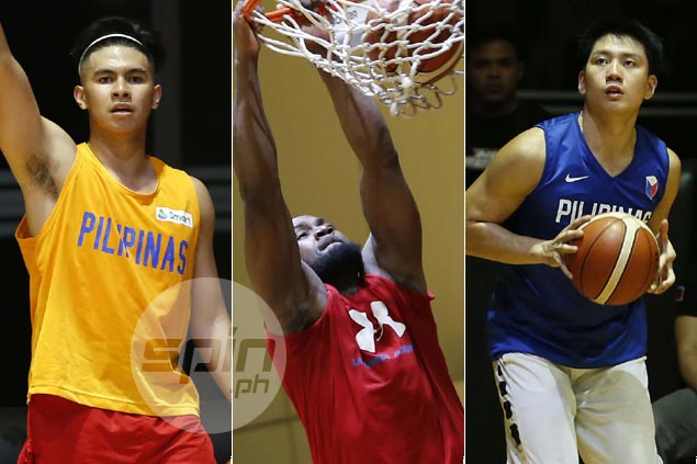 Bright Akhuetie leads new faces as Gilas gathers up to start Fiba Asia Champions Cup buildup