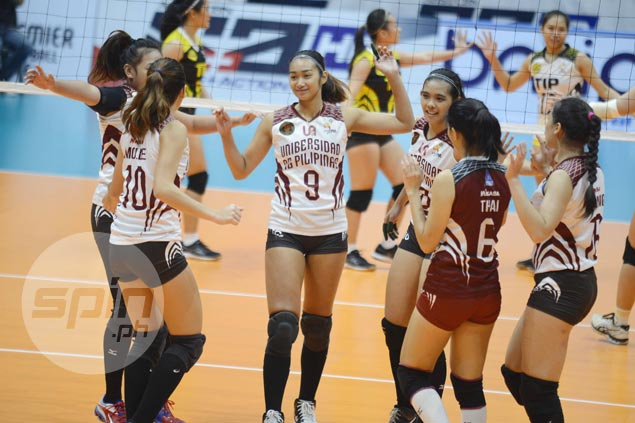 Diana Carlos says Lady Maroons still in shock but moving forward after resignation of coach Jerry Yee