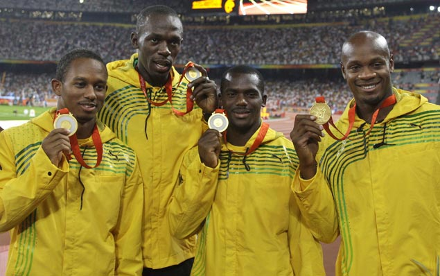 Usain Bolt has one less gold medal due to Jamaican teammate's doping case appeal dismissal
