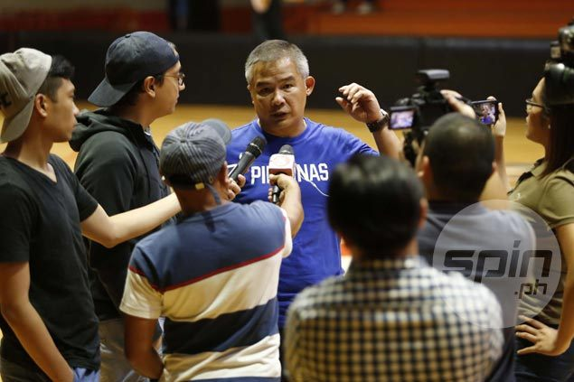 Chot Reyes calls for patience with thorough search for next Gilas naturalized player