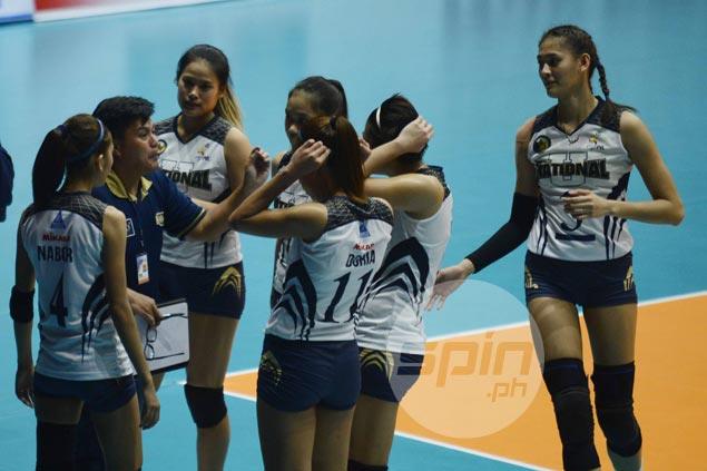 NU coach Babes Castillo shrugs off missed chance to face former Lady Bulldogs mentor Gorayeb