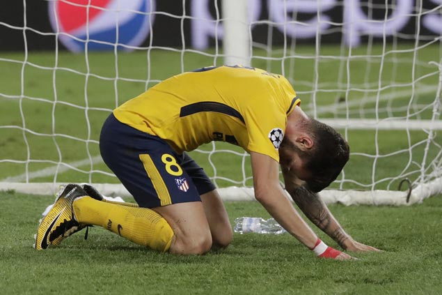 Atletico, Roma get off to sluggish start and play to a scoreless draw in Champions League