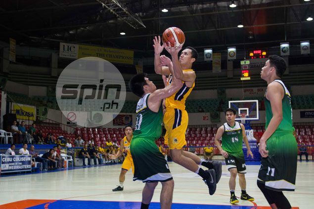 USPF Panthers stun USC Warriors to keep Cesafi semis hopes alive