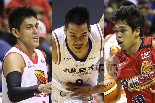 Cyrus Baguio, RJ Jazul, Don Trollano signed to new contracts