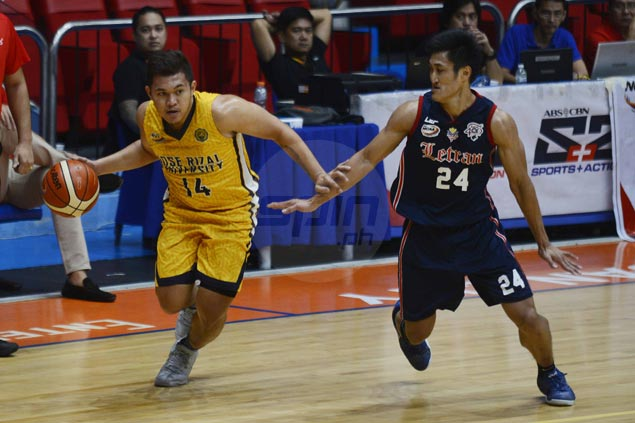 JRU Bombers tighten grip on third place and send Knights to third straight loss