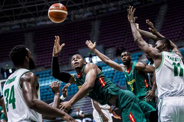 Cameroon bows to Nigeria but Ben Mbala puts strong finish to impressive AfroBasket stint