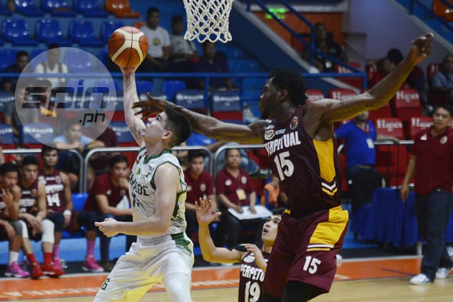 CSB stuns Perpetual as rare Blazers blowout gets best of frustrated Altas in heated finish