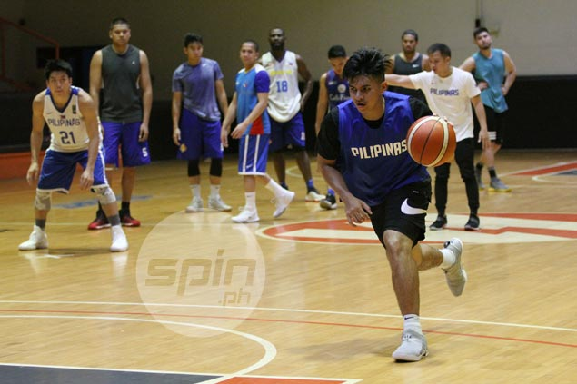 PH team yet to finalize roster with Fiba Asia Champions Cup drawing near