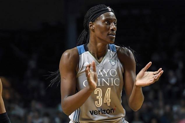 Sylvia Fowles bags WNBA MVP plum for dominant play for league-leading Minnesota Lynx