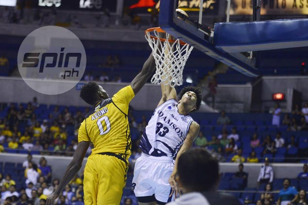 Tyrus Hill vows nastier slams still to come after dunk show vs UST: 'You'll see way more than that'