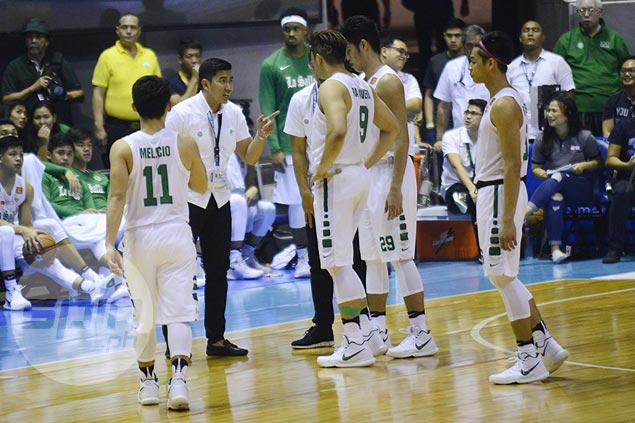 Aldin Ayo sees smooth transition as Ben Mbala set to join La Salle in next game vs Adamson