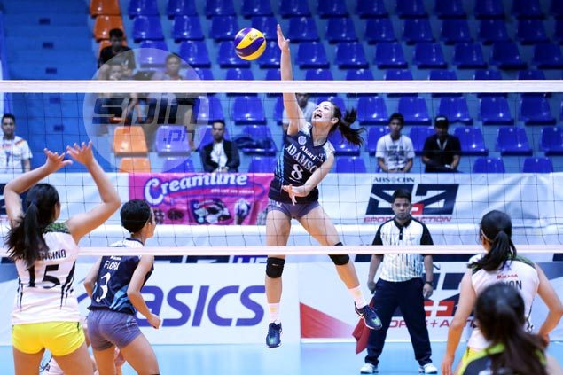 Adamson makes quick work of TIP as Lady Falcons win third straight to take group lead in PVL