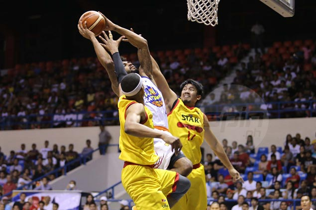 TNT KaTropa survives Star to move closer to Top Four berth