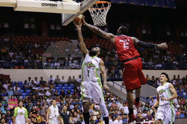 Blackwater eliminates GlobalPort to complete Governors' Cup playoff cast