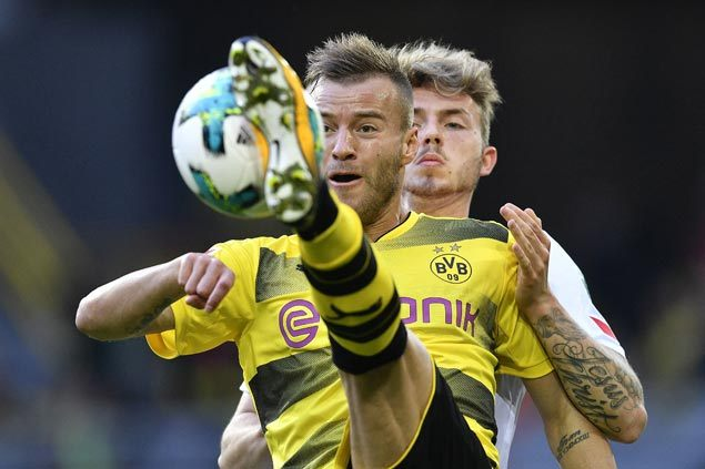 Aubameyang, Philipp score for Dortmund and video ref adds to Cologne woes