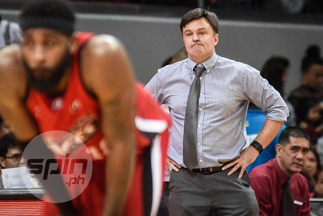 Unanswered prayer for Alex Compton as idle Alaska gets eliminated after Blackwater win