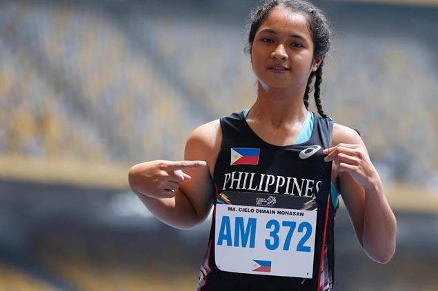Sprinter Cielo Honasan, bowler Christopher Yue win as PH hikes Asean Para Games gold haul to three