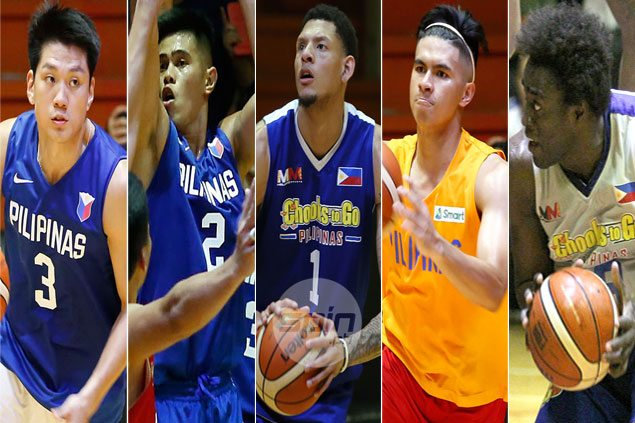 Isaiah Austin, Rod Ebondo named to PH team's final roster for Fiba Asia Champions Cup
