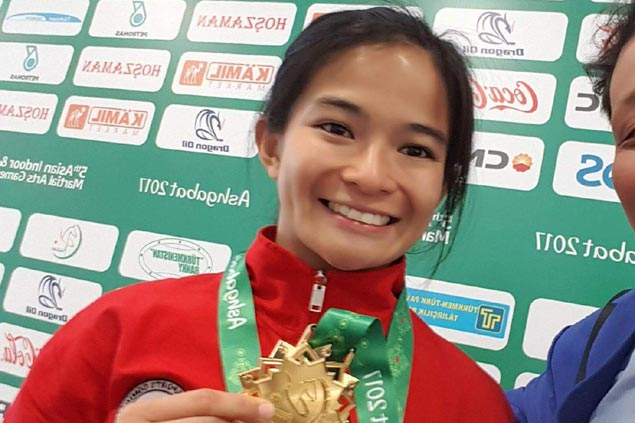 Jiu-jitsu bets Meggie Ochoa, Annie Ramirez deliver first gold medals for Philippines in Aimag