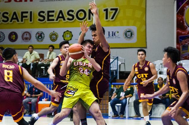USJ-R Jaguars defeat cellar-dwelling CIT-U Wildcats to tighten grip on second spot in Cesafi