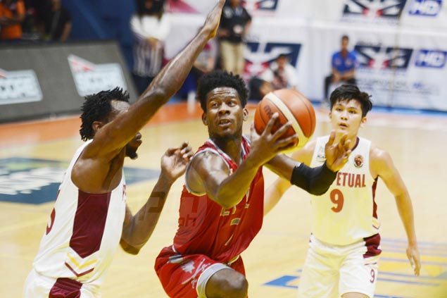 Lyceum Pirates stretch unbeaten run to 13 and advance to NCAA semifinals for the first time