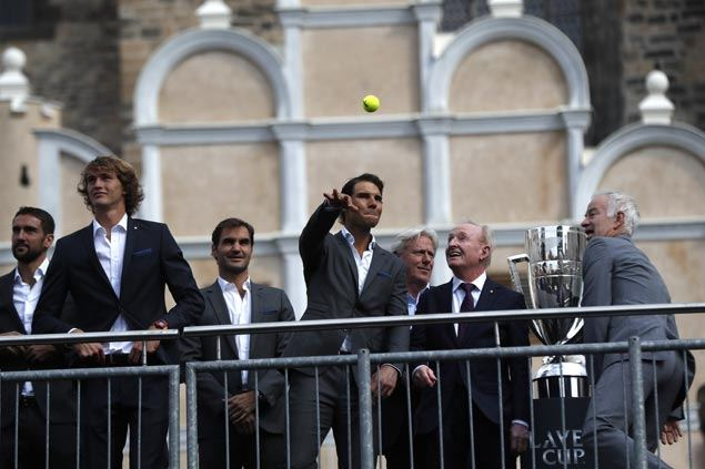 Skipper Bjorn Borg says there's good chance Roger Federer, Rafael Nadal will plays as doubles partners