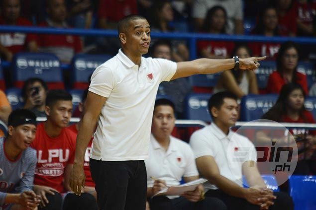 Lyceum reaches NCAA milestone but Topex Robinson putting celebration off until Pirates achieve ultimate goal