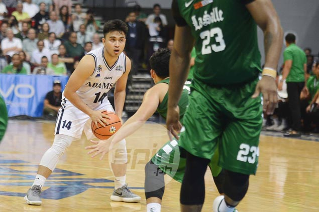 Jerie Pingoy stays patient as Adamson guard gradually regains groove after numerous setbacks