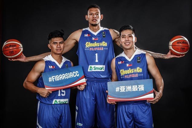 Isaiah Austin makes debut as PH Team hopes for winning start in Champions Cup vs BC Astana