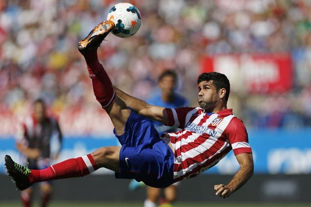 Disgruntled Chelsea striker Diego Costa returns to Atletico Madrid after $72M transfer deal