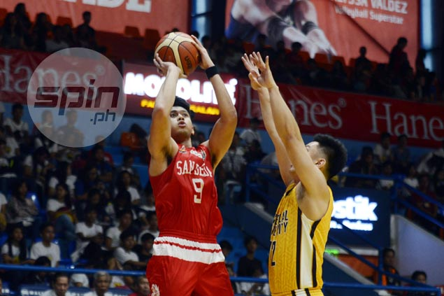 Javee Mocon takes blame for near collapse as sloppy play a cause of concern for San Beda