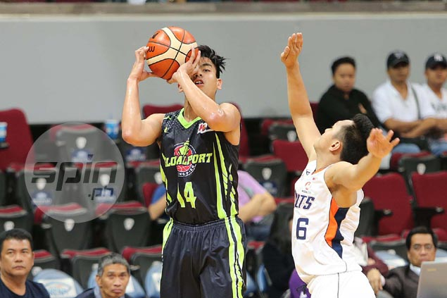 Jonathan Grey says improving chemistry top priority for talented GlobalPort to take off