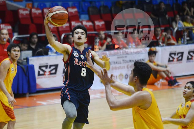 Letran exacts payback, fends off late Mapua rally to eliminate listless Cardinals