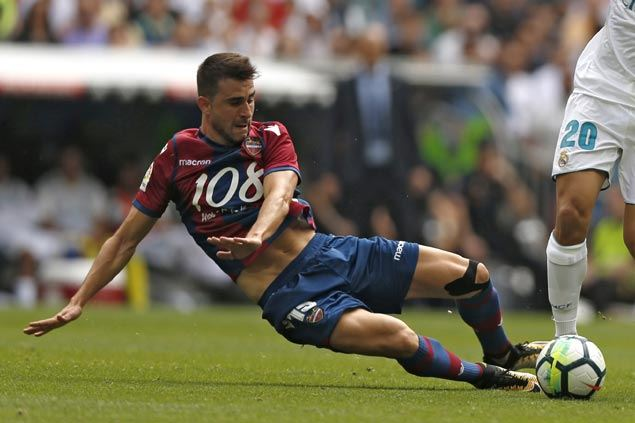 Levante blasts Real Sociedad in romp sparked by Chema Rodriguez's wonder goal