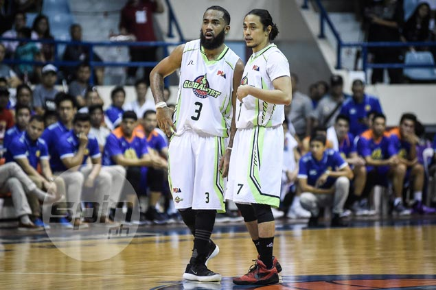 GlobalPort goes all-Filipino vs Meralco as new import Jamal Thomas fails to pass height test