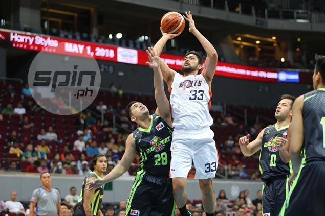 Ranidel de Ocampo bares ideal playoff path for Bolts: 'Kung mag-meet kami ng TNT, sana sa finals'