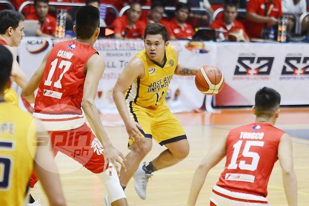 JRU star Teytey Teodoro pins poor shooting, late benching to stifling San Beda defense