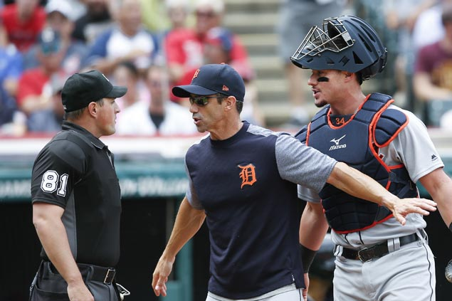 Brad Ausmus out as Detroit Tigers manager after season