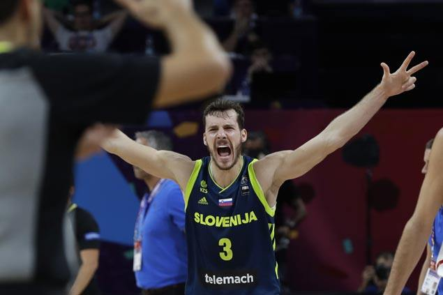 Goran Dragic back after leading Slovenia to Eurobasket title but task that awaits in Miami won't be easy