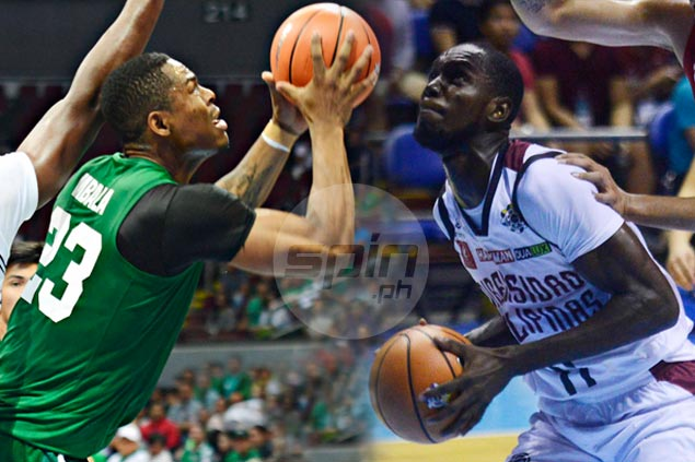 Ben Mbala tests mettle of Ibra Ouattara as Archers go for solo lead when they take on Maroons