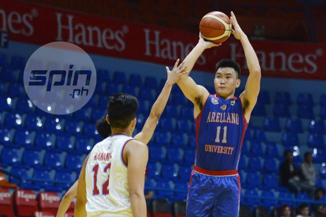Aaron Fermin's 20-20 game powers Arellano past EAC as Braves snap three-game slump