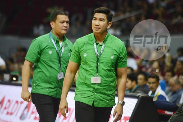 Aldin Ayo laments poor defense as La Salle allows UP to match UAAP-record 16 triples in loss