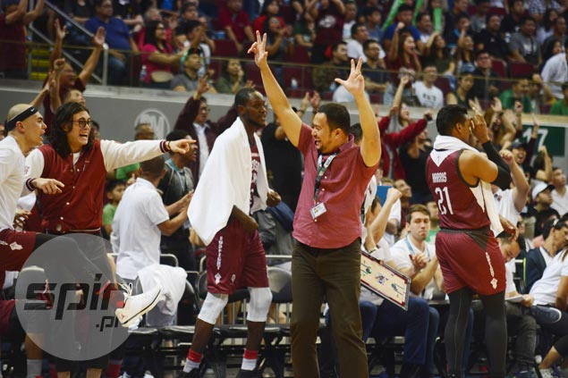 Bo Perasol confident UAAP won't nullify UP win over La Salle due to Rob Ricafort case