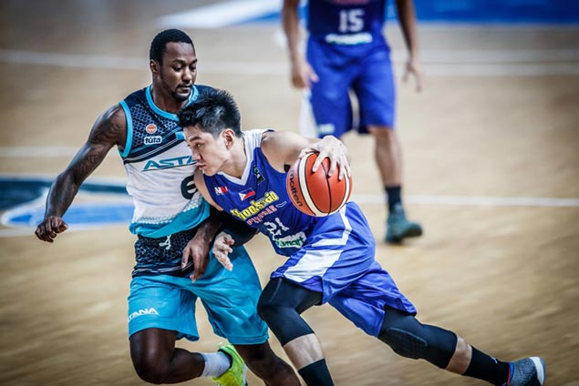 BC Astana import Justin Carter does a turnaround, says PH team beat Kazakh side fair and square