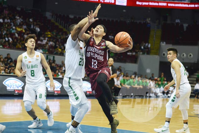 Desiderio lauds Jun Manzo as fellow Cebuano lives up to bold pre-game tweet with clutch hits for UP