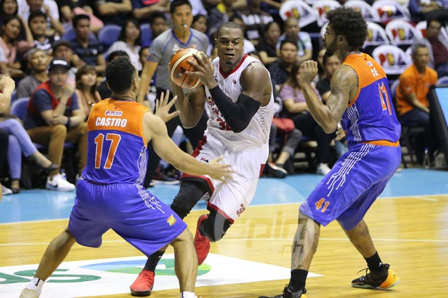 Deja vu? Justin Brownlee hopes blowout loss to TNT fires up Ginebra the same way it did last year
