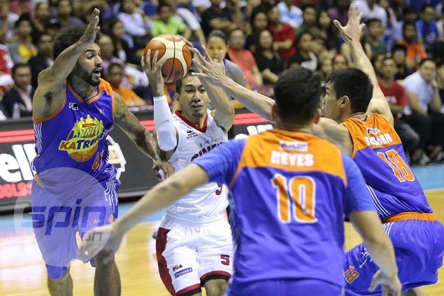 Ginebra title defense doomed unless Gin Kings learn to beat top teams, says LA Tenorio
