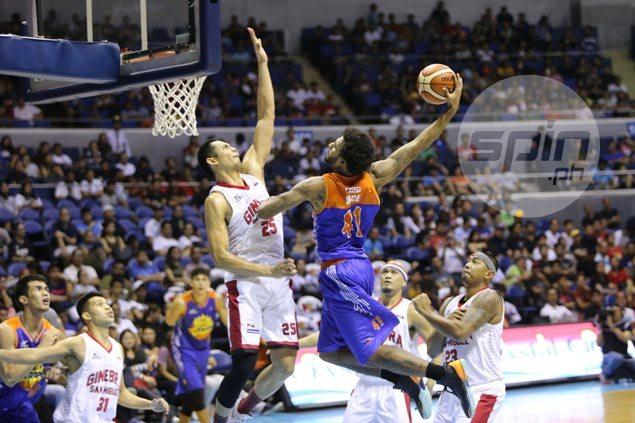 Glen Rice Jr sizzles in the third as TNT detonates on Ginebra to clinch Top Four berth