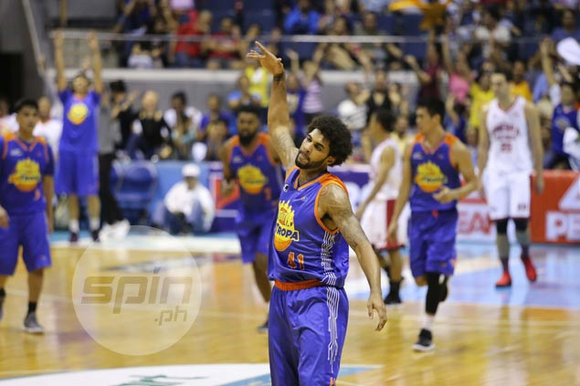 Glen Rice Jr. says best yet to come after TNT rout vs Ginebra: 'We're just getting better and better'